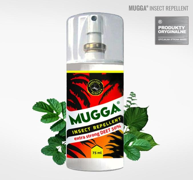 MUGGA atomizer